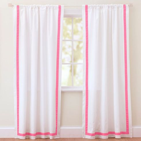 PB Teen Curtains